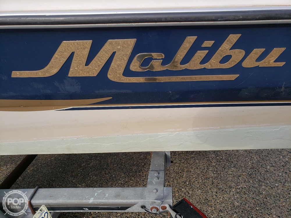 2000 Malibu boat for sale, model of the boat is M1850 & Image # 28 of 40