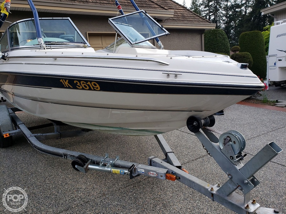 2000 Malibu boat for sale, model of the boat is M1850 & Image # 3 of 40