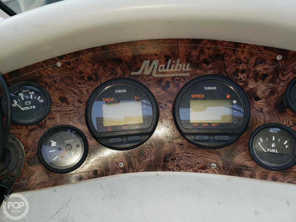 2000 Malibu boat for sale, model of the boat is M1850 & Image # 40 of 40