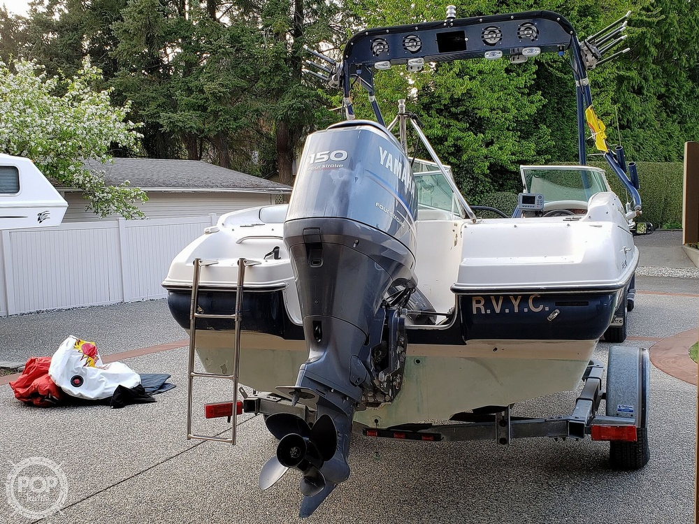 2000 Malibu boat for sale, model of the boat is M1850 & Image # 11 of 40