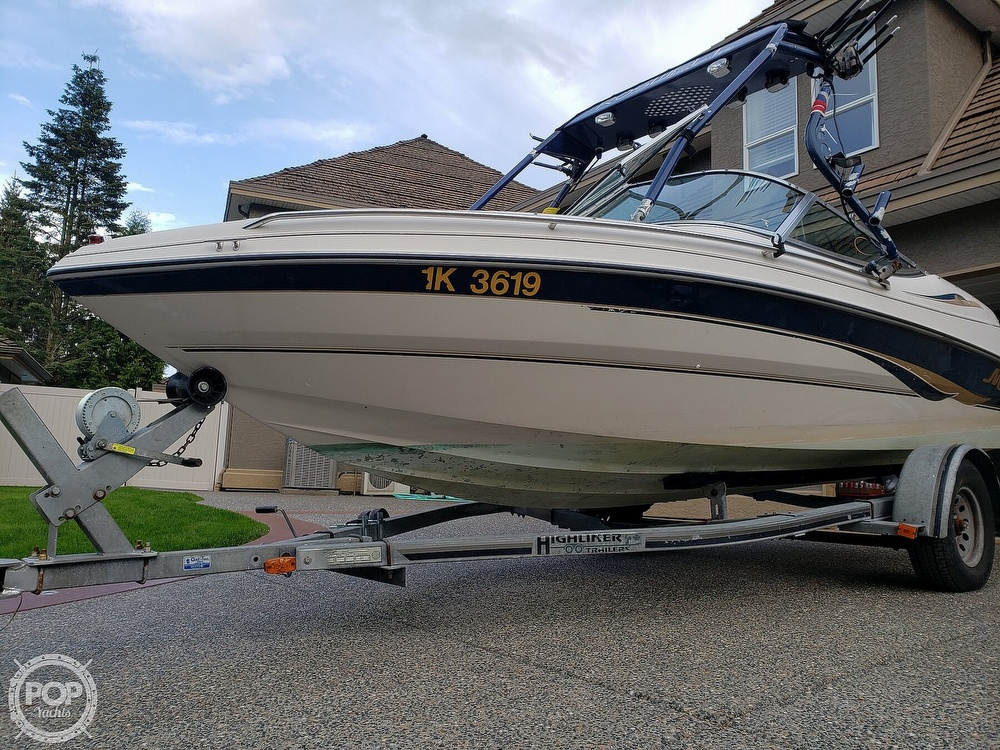 2000 Malibu boat for sale, model of the boat is M1850 & Image # 14 of 40