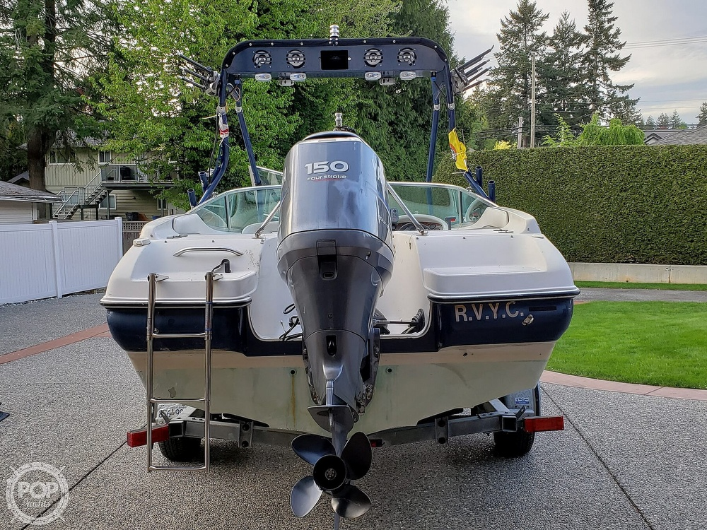 2000 Malibu boat for sale, model of the boat is M1850 & Image # 15 of 40