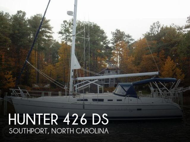 Used Hunter Sailboats For Sale by owner | 2003 Hunter 43