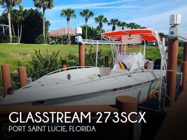 Used Glasstream Boats For Sale by owner | 2008 Glasstream 28