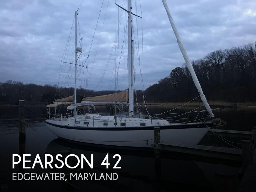 Used Pearson Sailboats For Sale by owner | 1978 Pearson 42