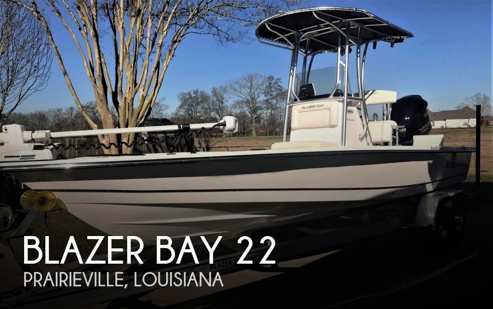Used Blazer bay Boats For Sale by owner | 2013 Blazer Bay 22