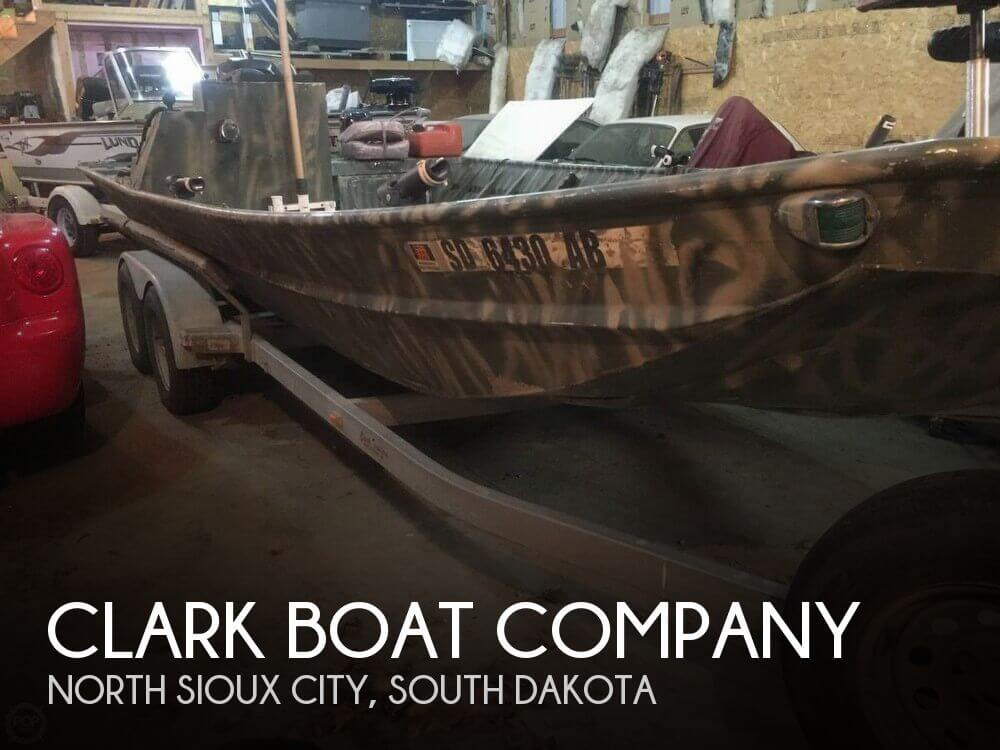 Used Boats For Sale in South Dakota by owner | 2003 Clark 21