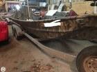 Custom Clark Jon Boat 2003