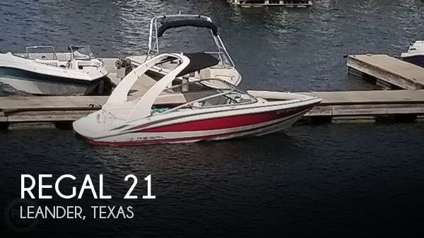 Used Regal Boats For Sale in Texas by owner | 2012 Regal 21