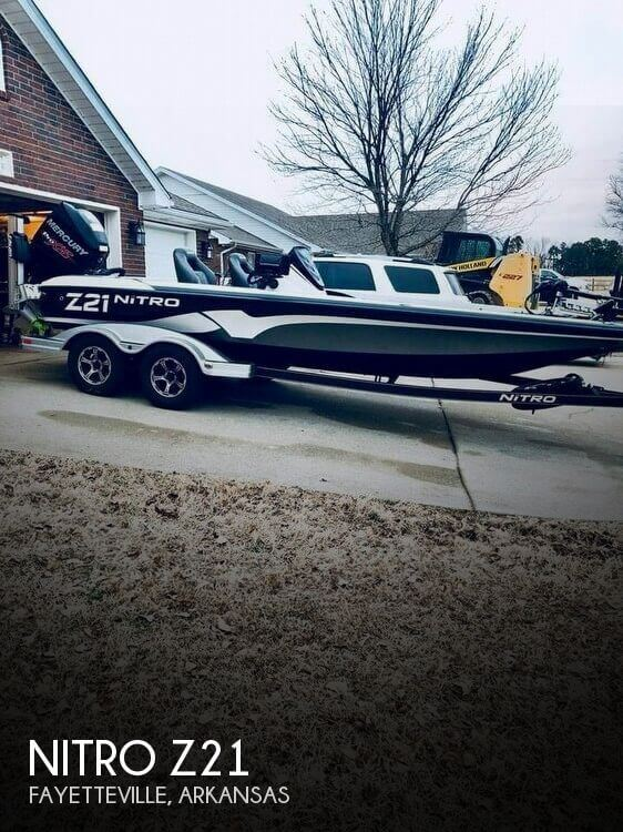 Used NITRO Boats For Sale by owner | 2017 Nitro 21