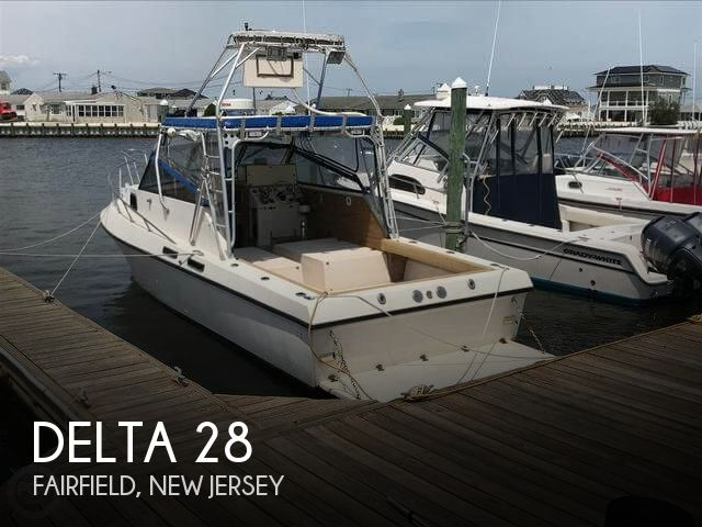 Used Delta Boats For Sale by owner | 1988 Delta 28