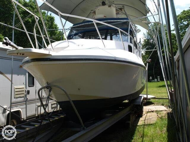 1988 Delta boat for sale, model of the boat is 28 & Image # 2 of 40