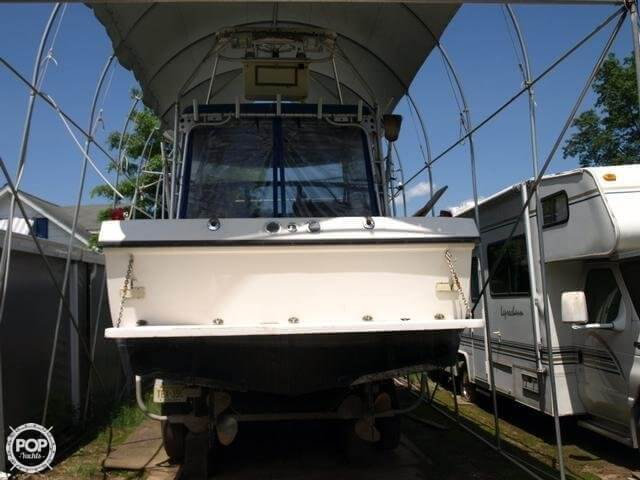 1988 Delta boat for sale, model of the boat is 28 & Image # 3 of 40