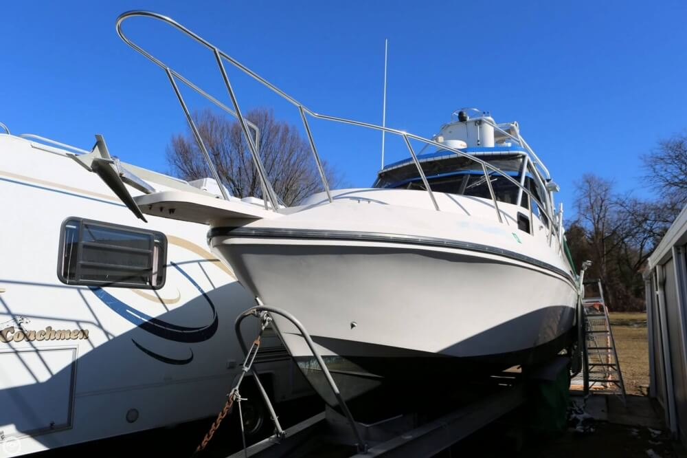 1988 Delta boat for sale, model of the boat is 28 & Image # 4 of 40