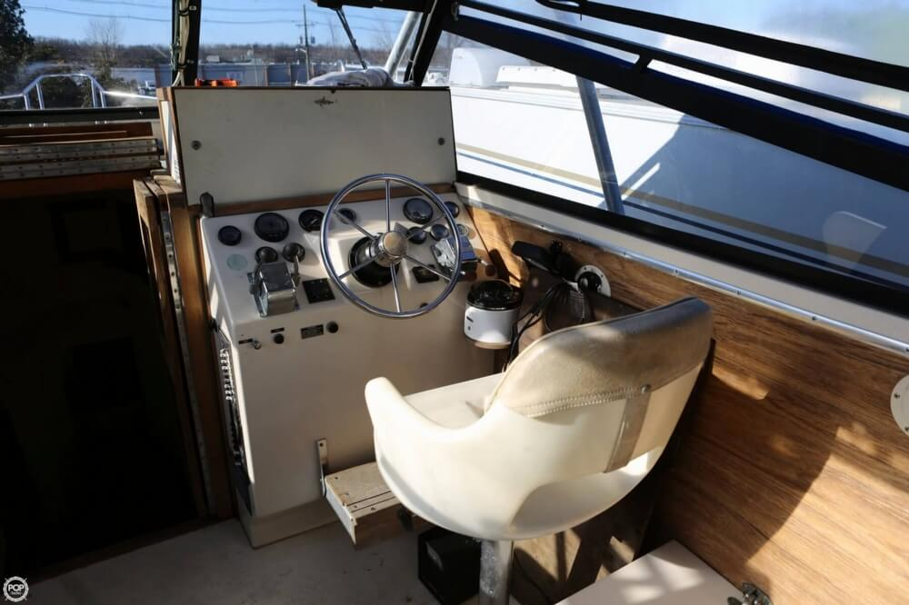 1988 Delta boat for sale, model of the boat is 28 & Image # 6 of 40