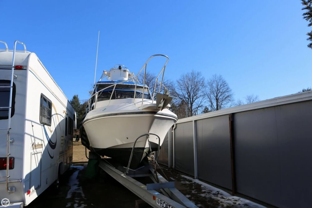 1988 Delta boat for sale, model of the boat is 28 & Image # 10 of 40