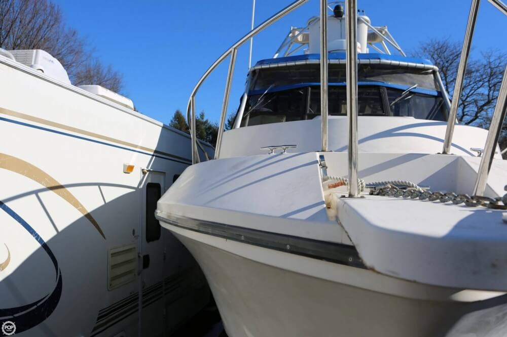 1988 Delta boat for sale, model of the boat is 28 & Image # 14 of 40