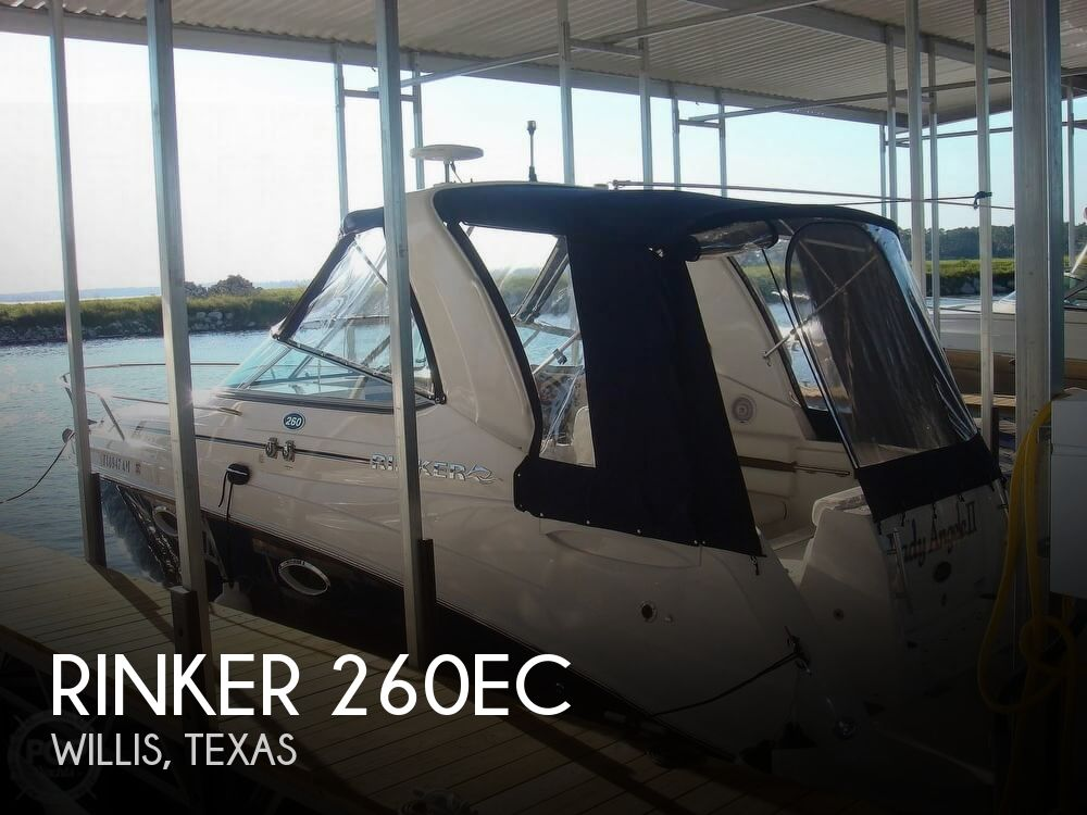 Used Rinker Boats For Sale in Texas by owner | 2008 Rinker 29