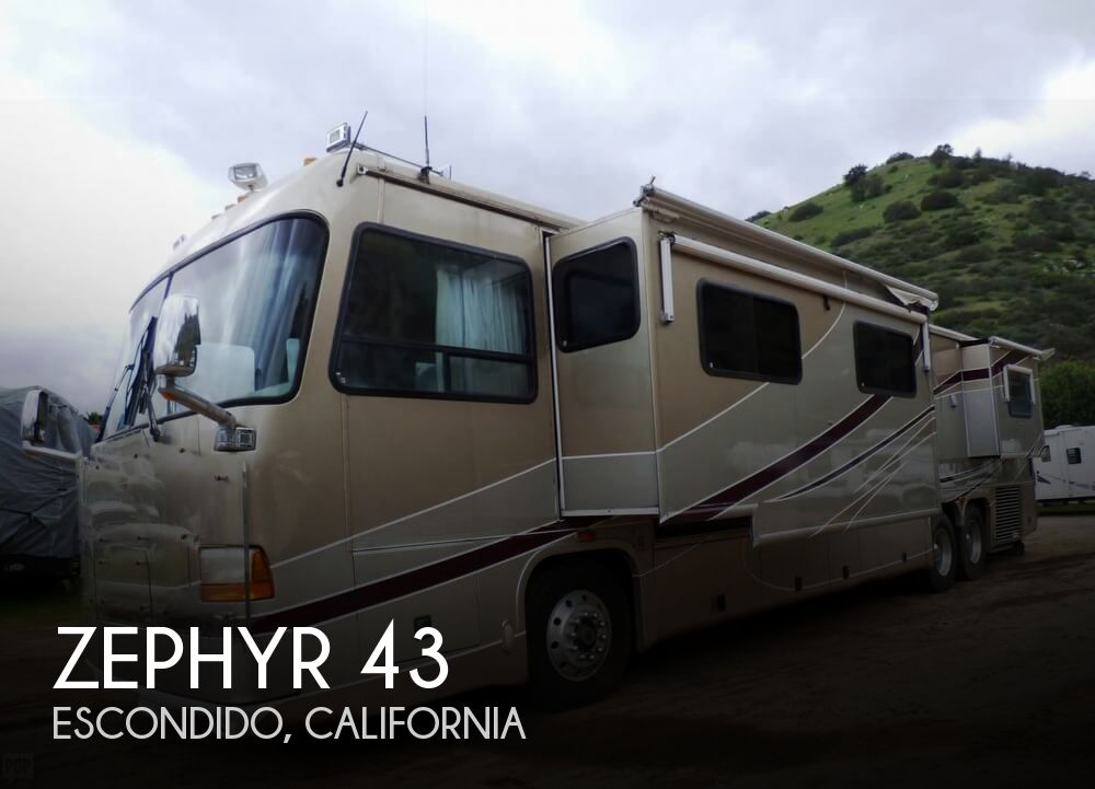 2002 Tiffin Zephyr 43