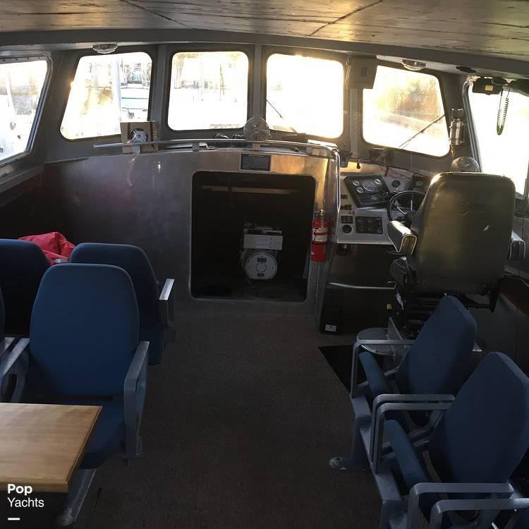 1994 Svendsen Marine boat for sale, model of the boat is 38 Jet Sport Cruiser & Image # 5 of 35