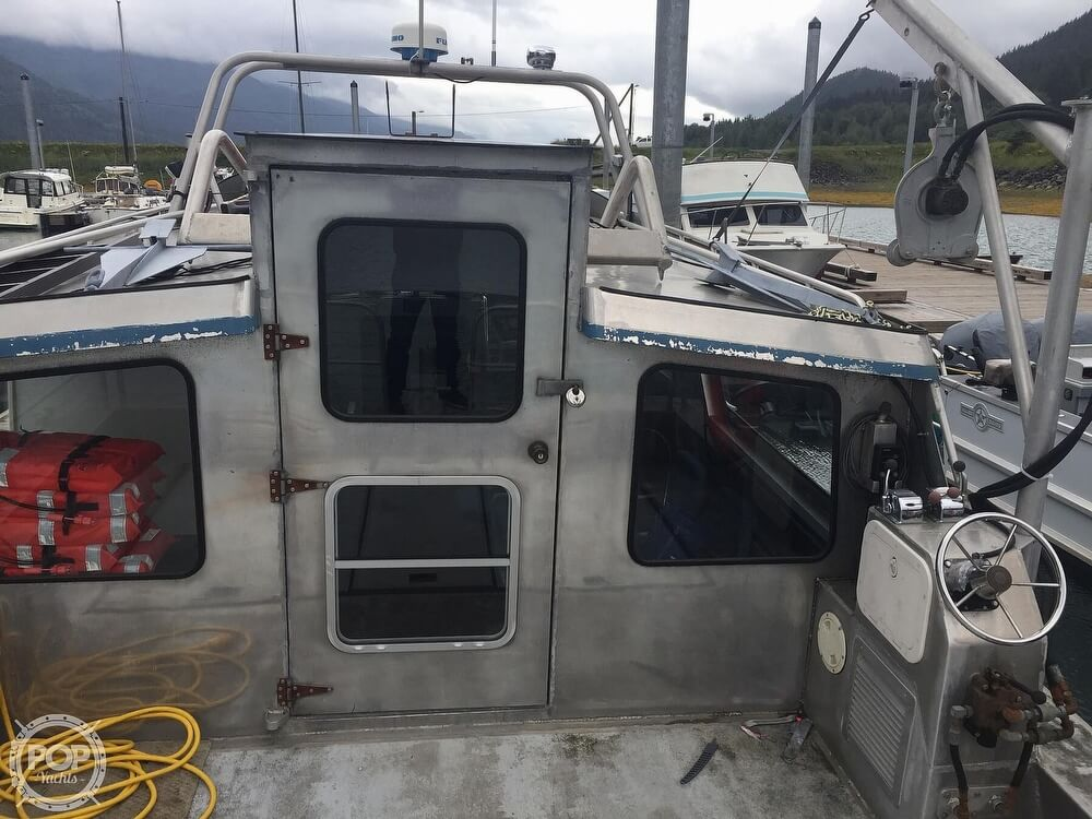 1994 Svendsen Marine boat for sale, model of the boat is 38 Jet Sport Cruiser & Image # 10 of 35