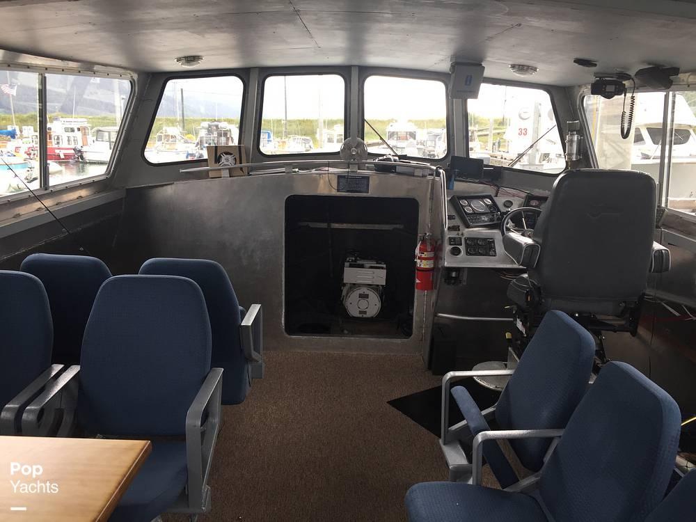 1994 Svendsen Marine boat for sale, model of the boat is 38 Jet Sport Cruiser & Image # 23 of 35
