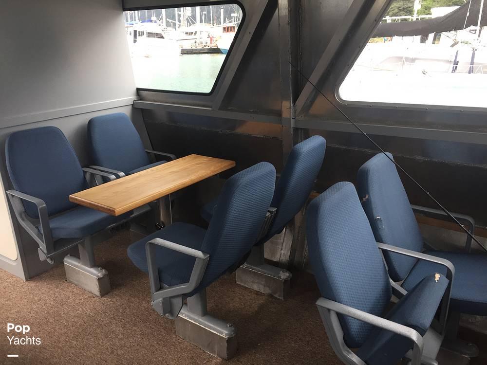 1994 Svendsen Marine boat for sale, model of the boat is 38 Jet Sport Cruiser & Image # 33 of 35