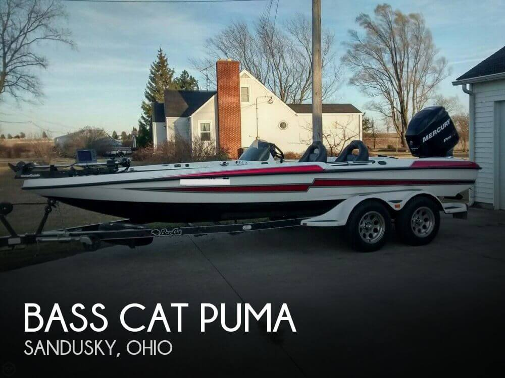 Used Bass Cat Boats For Sale in Toledo, Ohio by owner | 2008 Bass Cat 20