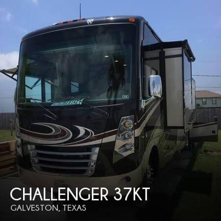 2015 Thor Motor Coach Challenger 37KT