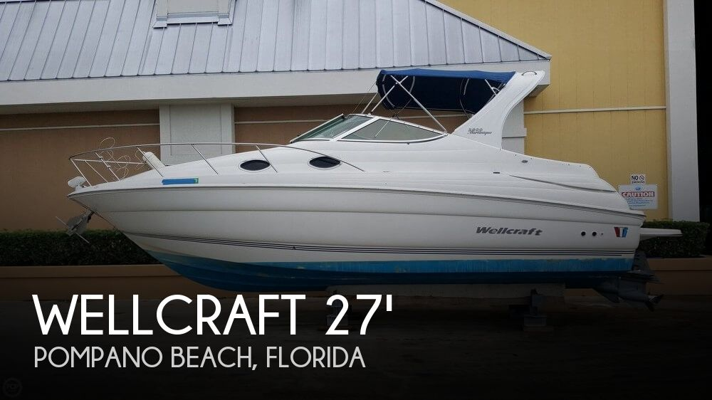 Used Wellcraft 28 Boats For Sale by owner | 2001 Wellcraft 2800 Martinque