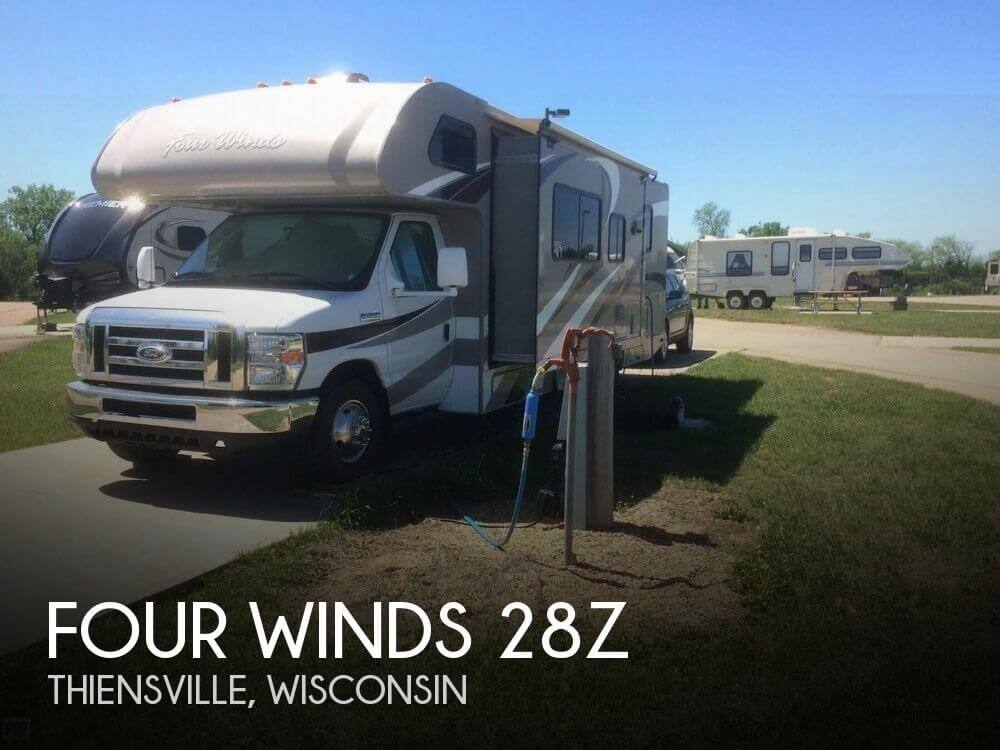 2014 Thor Motor Coach Four Winds Four Winds 28Z