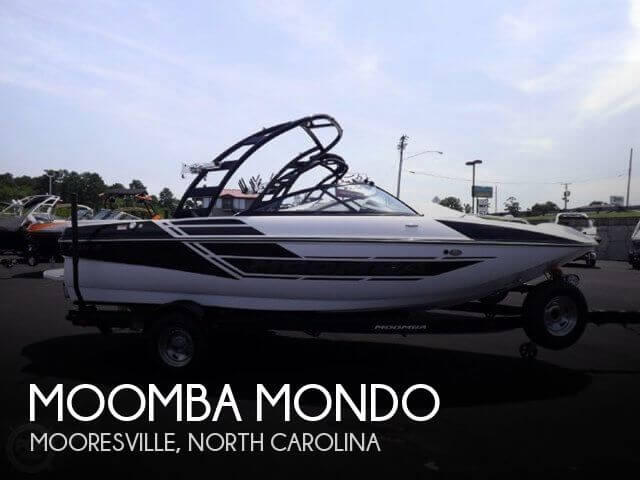 Used Boats For Sale in Greensboro, North Carolina by owner | 2014 22 foot Moomba Mondo