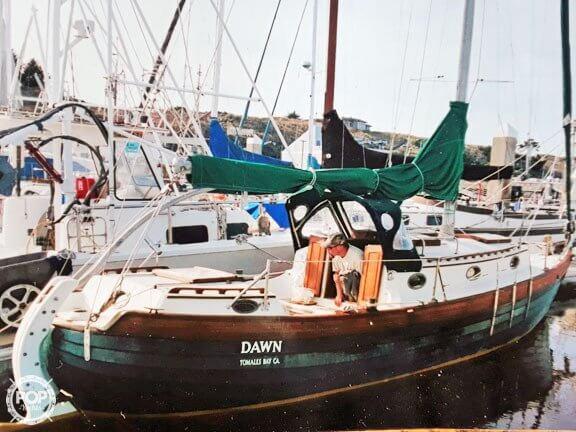 1976 Nor'Sea 27