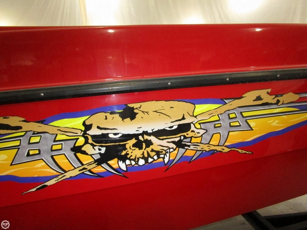 1994 Active Thunder boat for sale, model of the boat is 32 & Image # 15 of 40