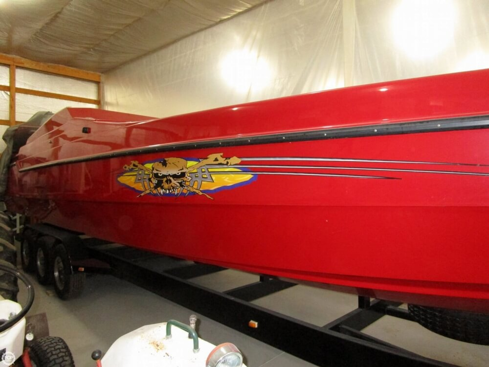1994 Active Thunder boat for sale, model of the boat is 32 & Image # 2 of 40