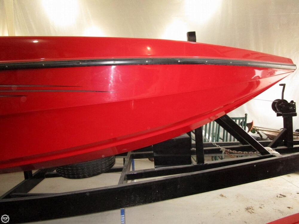1994 Active Thunder boat for sale, model of the boat is 32 & Image # 16 of 40