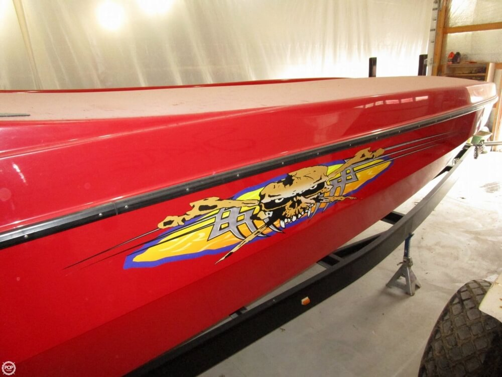 1994 Active Thunder boat for sale, model of the boat is 32 & Image # 18 of 40
