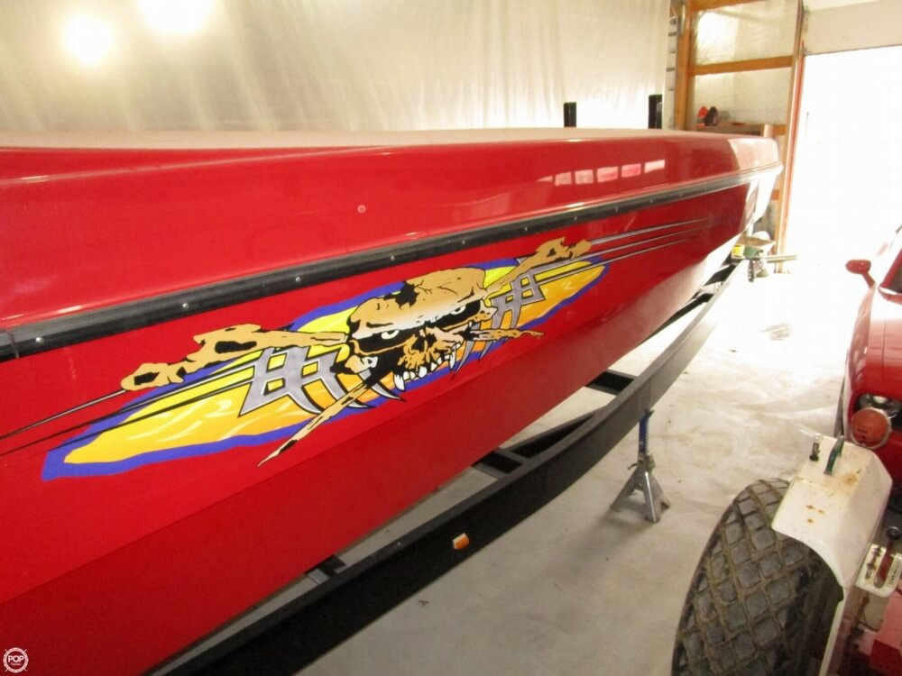 1994 Active Thunder boat for sale, model of the boat is 32 & Image # 6 of 40