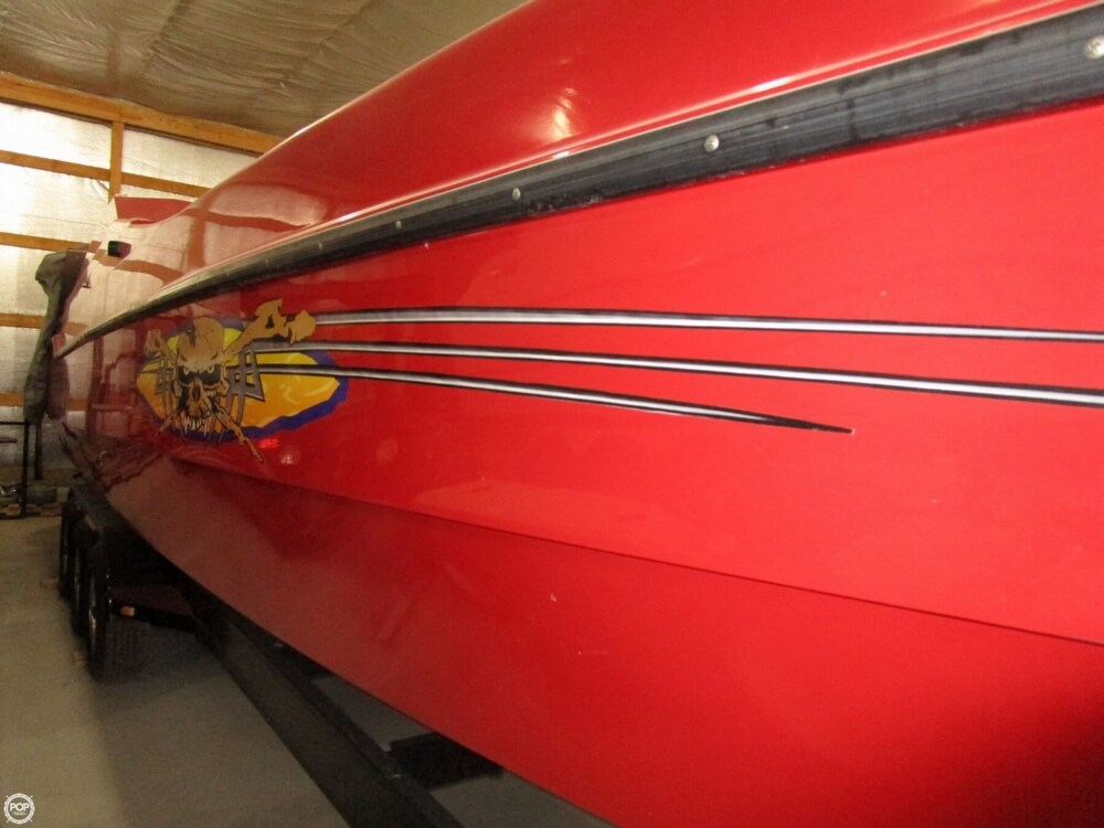 1994 Active Thunder boat for sale, model of the boat is 32 & Image # 20 of 40