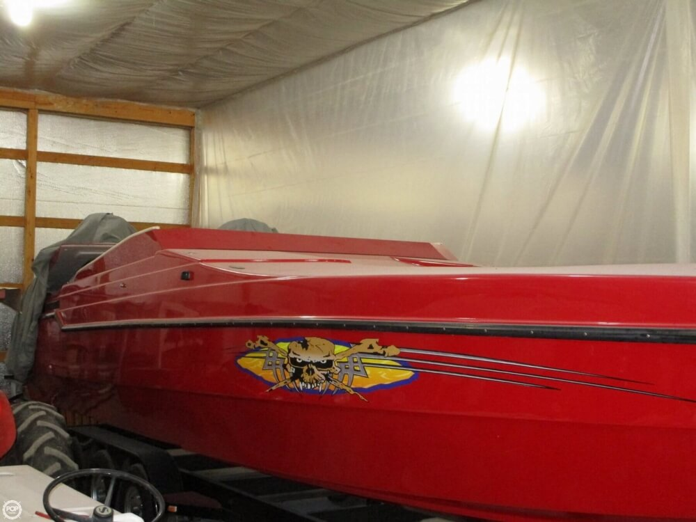 1994 Active Thunder boat for sale, model of the boat is 32 & Image # 5 of 40