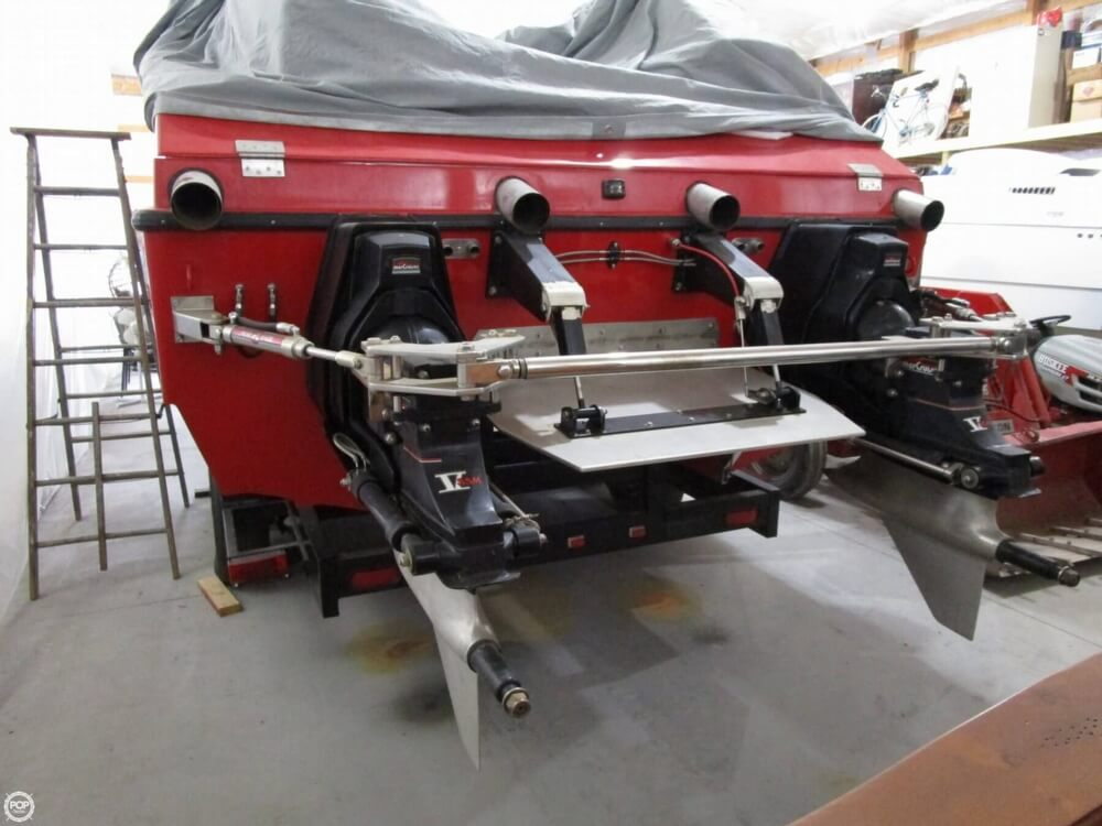 1994 Active Thunder boat for sale, model of the boat is 32 & Image # 3 of 40