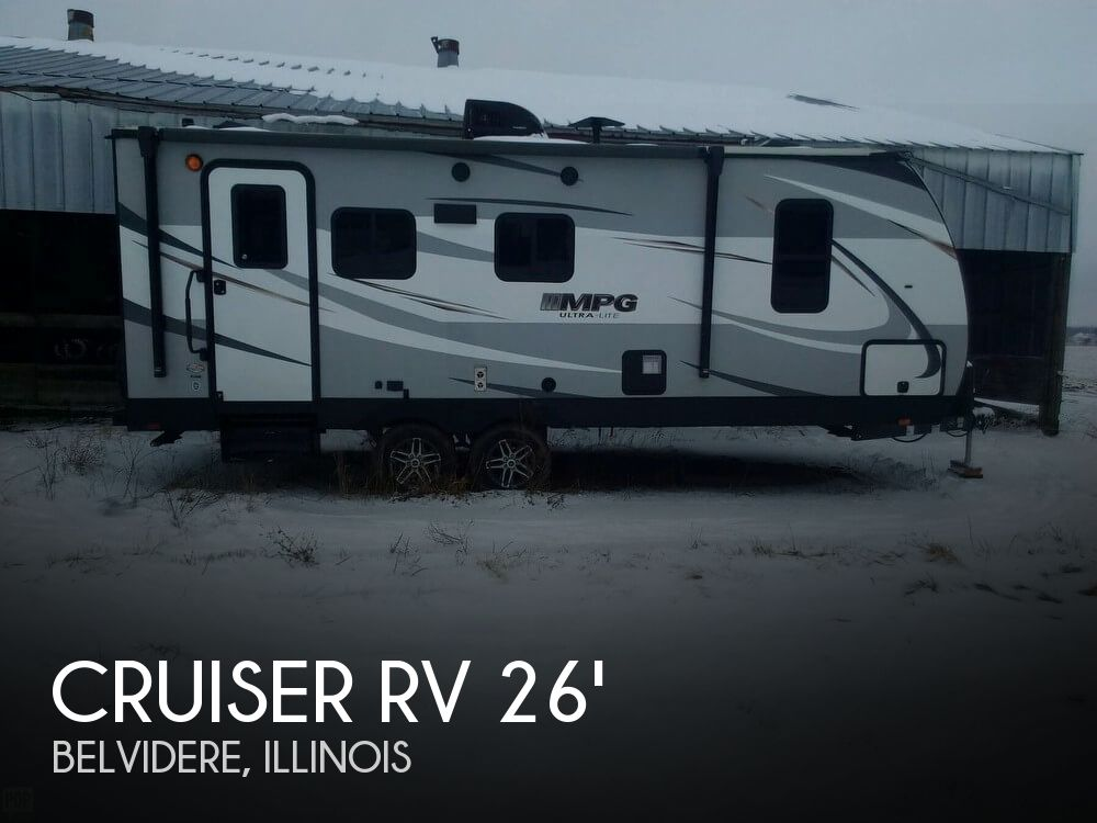 2019 Cruiser RV Cruiser RV MPG 2120RB