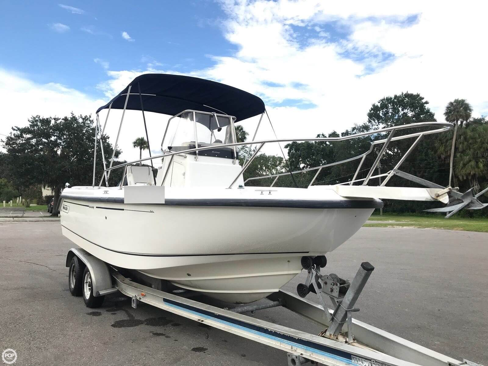 2000 Boston Whaler 21 Outrage For Sale