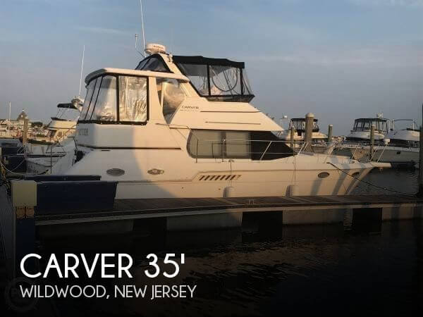 Used Carver 39 Boats For Sale by owner | 1999 Carver 39