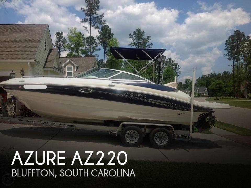 Used Azure Boats For Sale by owner | 2007 Azure 22