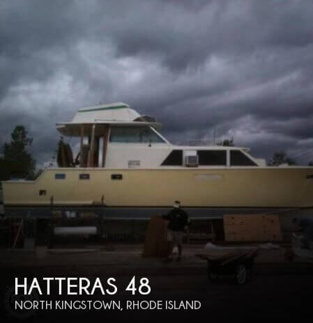 Used Motoryachts For Sale by owner | 1973 Hatteras 48