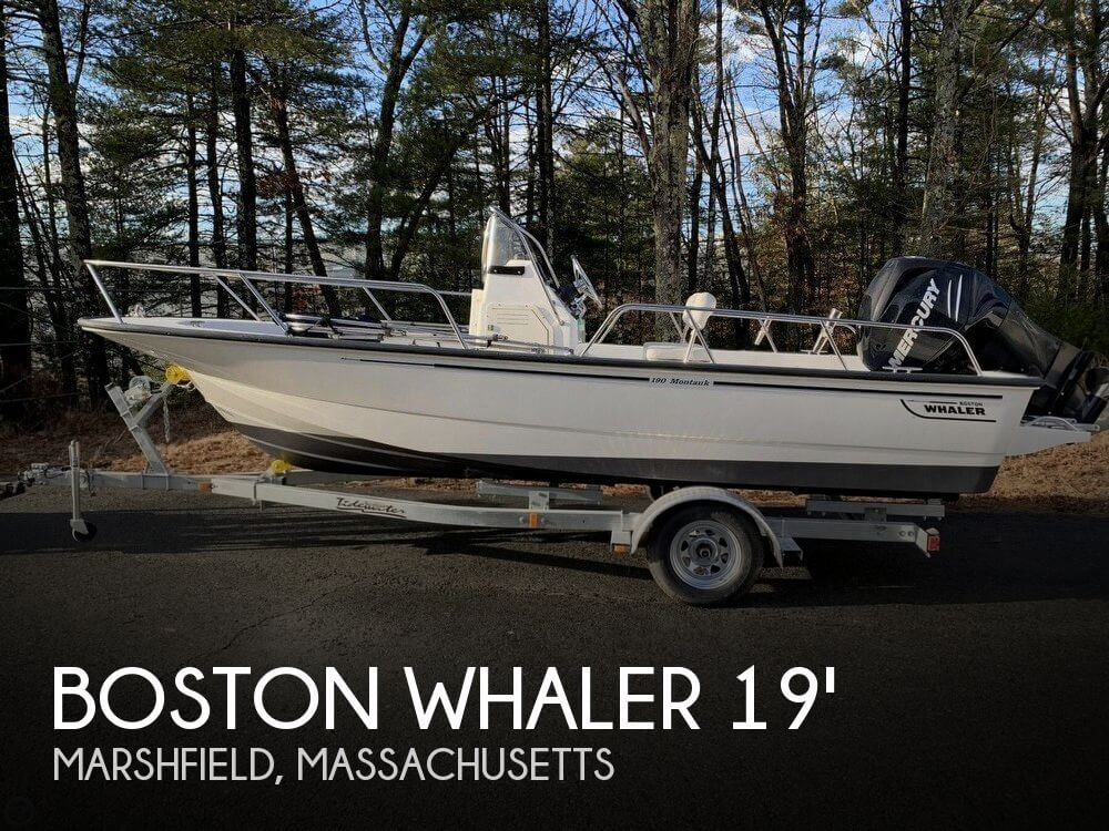 Used Boston Whaler 19 Boats For Sale by owner | 2008 Boston Whaler 19