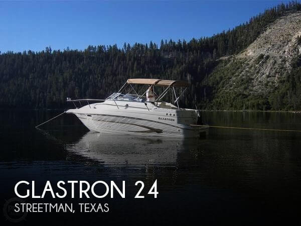 Used Glastron Boats For Sale by owner | 2003 Glastron 24