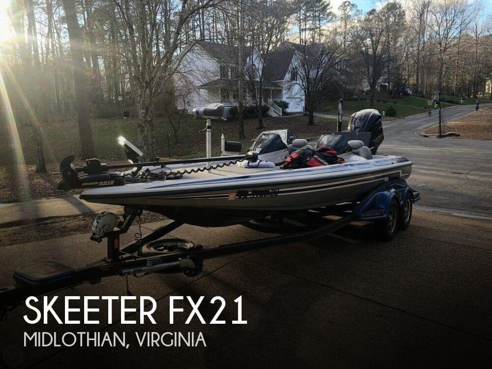 Used Skeeter Boats For Sale by owner | 2013 Skeeter 21