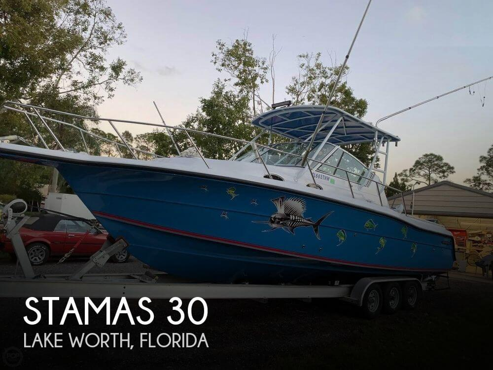 Used Stamas Boats For Sale by owner | 1993 Stamas 30